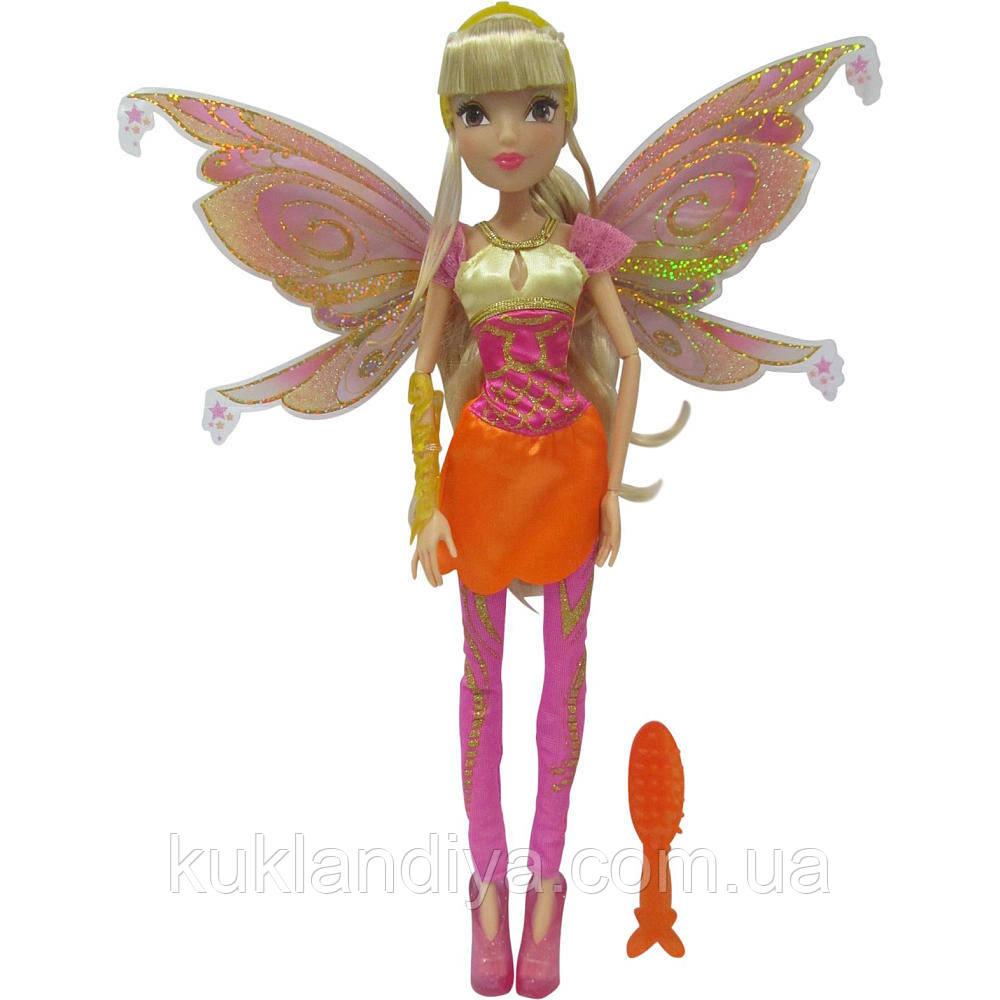 Кукла Winx Club Bloomix Power Stella  Винкс Стелла