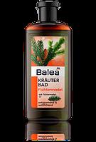 Немецкая натуральная пена для ванны Balea Хвоя