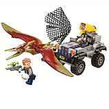 Конструктор 10921 Динозаври Гонитва за птеранодоном 138 деталей, фото 2