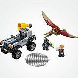 Конструктор 10921 Динозаври Гонитва за птеранодоном 138 деталей, фото 6