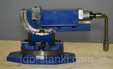 Тиски откидные с поворотной основой FDB Maschinen UMV100