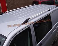 Рейлинги на крышу на Volkswagen T5 2003-2010 длинная база