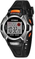 Электронные часы Synoke black