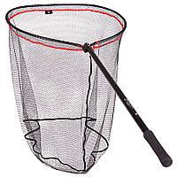 Подсак DAM Effzett Big Pike Landing Net длина ручки 1.20м голова 77см х 70см