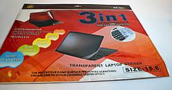 Защитная пленка для ноутбука 3в1 AX-301
