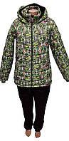 Женские зимние куртки и брюки