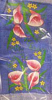 """Кухонные полотенца """"цветные тюльпаны"""""""