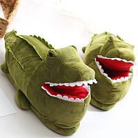 Тапочки игрушки Крокодилы