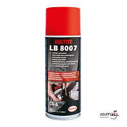 Медно-графитовая смазка в спрее +980 °C, 400 мл. - Loctite LB 8007 C5-A