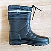 Чоловічі зимові гумові чоботи Krok, фото 2