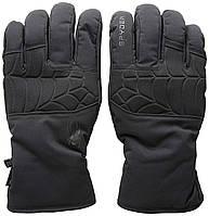 Перчатки горнолыжные Spyder Men's Glacier Gore-Tex Ski Glove Black XL