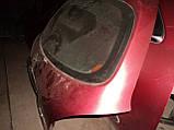 Б/у ляда багажника  нисан альмера, фото 2