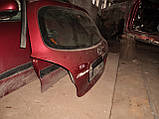 Б/у ляда багажника  нисан альмера, фото 3