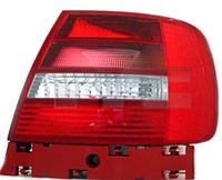 AUDI A4 SEDAN Задняя фара правая (Указатель поворота белый, красное стекло)  12.99-09.01