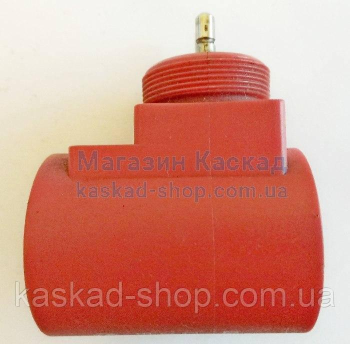 Электромагнитная катушка HYDAC 12 В с разъемом для клапана гидроцилиндра гидроборта ((E0241.H)