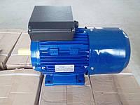 Однофазные электродвигатели АИРЕ80В4 - 1,5 кВт/1500 об/мин, фото 1
