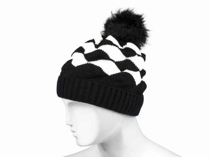 модная мужская вязаная шапка 2019 с помпоном продажа цена в киеве