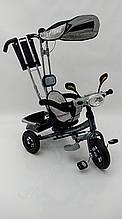 Велосипед трехколесный WS862EW-M (светящаяся фара)