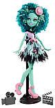 Кукла Monster High Ханни Свомп - Frights, Camera, Action! Honey Swamp, фото 2