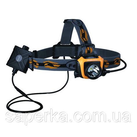 Купить Налобный Фонарь Fenix HP15 XM-L2,желтый, фото 2