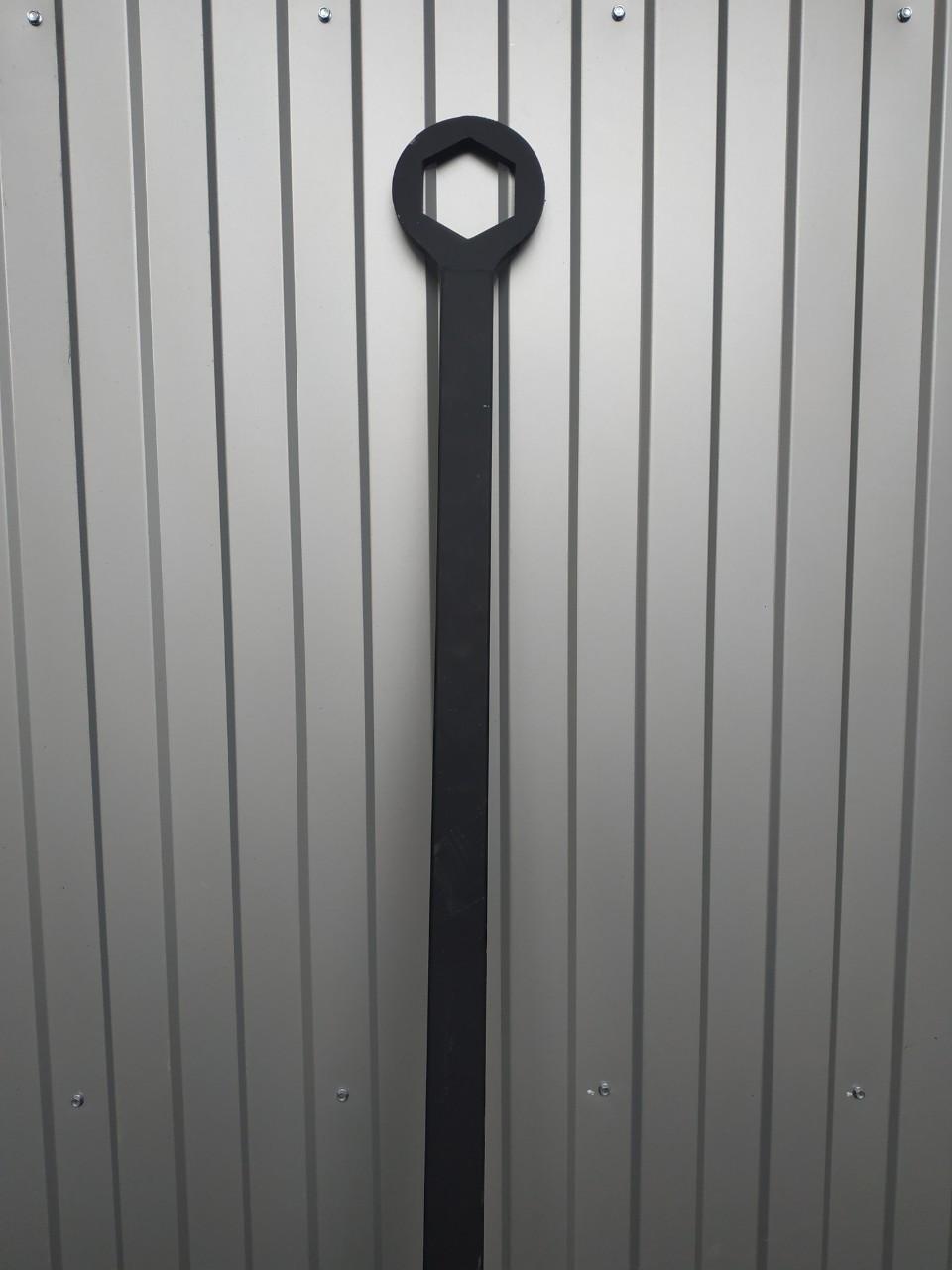 Ключ прижимной для гранулятора