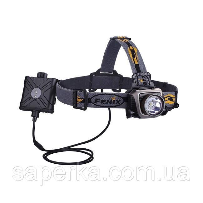 Купить Налобный Фонарь Fenix HP15 XM-L2,серый