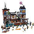 "Конструктор Bela 10941 ""Порт Ниндзяго Сити"" 3635 деталей. Аналог Lego Ninjago 70657, фото 3"