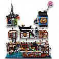 "Конструктор Bela 10941 ""Порт Ниндзяго Сити"" 3635 деталей. Аналог Lego Ninjago 70657, фото 4"