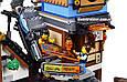 "Конструктор Bela 10941 ""Порт Ниндзяго Сити"" 3635 деталей. Аналог Lego Ninjago 70657, фото 6"