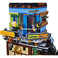 "Конструктор Bela 10941 ""Порт Ниндзяго Сити"" 3635 деталей. Аналог Lego Ninjago 70657, фото 7"