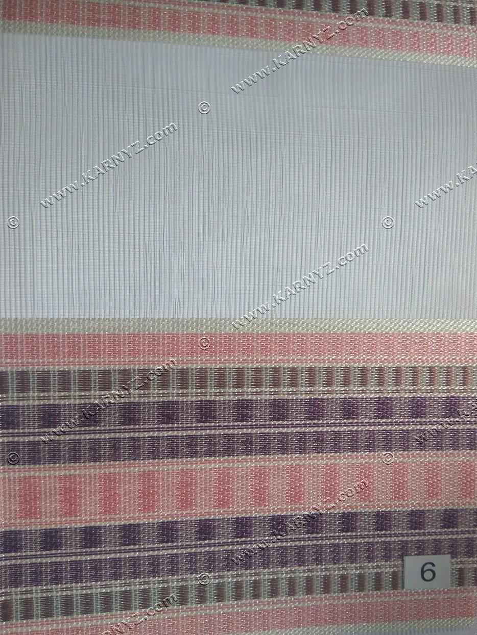 Ролета День-Ночь Рио розовый/фиолетовый
