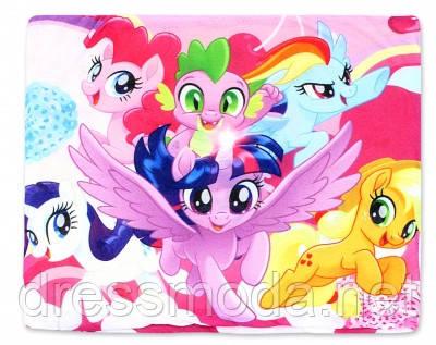 Шарф-снуд для девочек My Little Pony 21x48,5 см