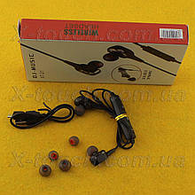 Беспроводные вакуумные Bluetooth-наушники XT-21,