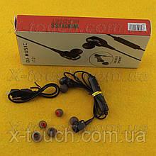 Бездротові вакуумні Bluetooth-навушники XT-21,