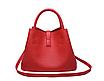 Женская сумка классическая с кошельком Melanie Черный, фото 6