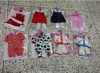 """Одежда для пупса """"BB"""" 8 видов, на вешалке, в п/э 33*7*26см /96-2/(WEI-GCM5)"""