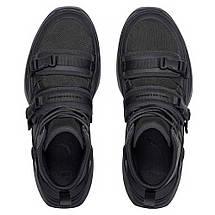 Мужские Кроссовки Puma Select Abyss Han Black Чёрные, фото 3