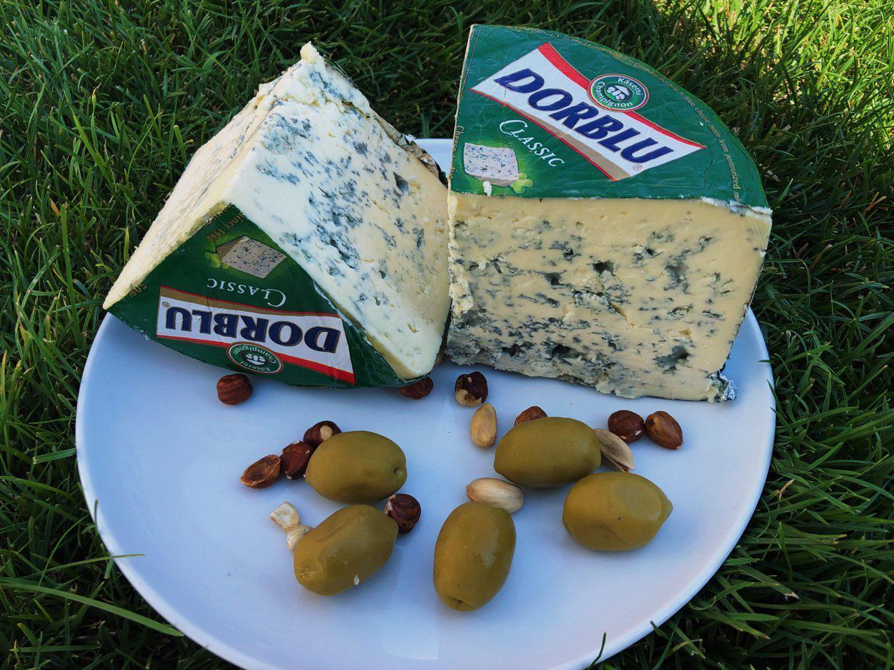Сыр Dorblu 50%,Одесса