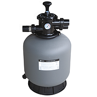 Фильтр Emaux P350 (4.3 м3/ч, D350), для бассейна объёмом до 17,2 м3