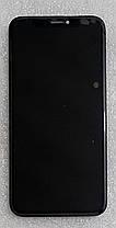 Модуль (сенсор + дисплей) для Apple Iphone X черный, фото 3