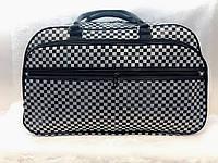 Дорожная сумка унисекс текстильная непромокаемая 52х32х22