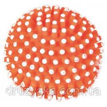 Мяч игольчатый виниловый, 7 см