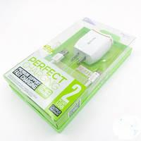 USB зарядное устройство  PC672Y,PC672 T5  Fast Charger   для android ,IOS