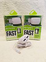 USB зарядное устройство PC673Y Fast Charger для android