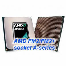 FM2/FM2+ socket