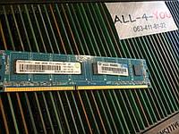 Оперативна пам`ять Ramaxel DDR3 4GB  PC3 10600U 1333mHz Intel/AMD