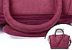 Женская сумка с ручками классическая Lightness Розовая, фото 6