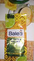 Маска для лица Balea Vitaminmaske 2х8 мл, фото 1