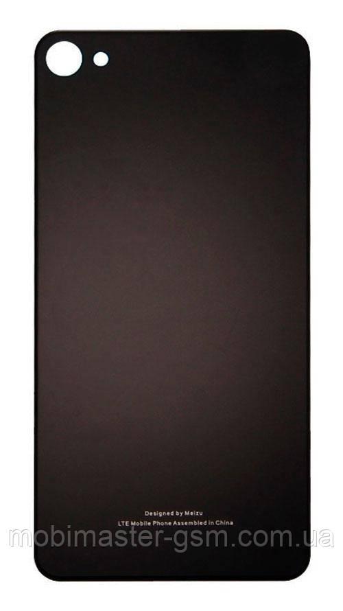 Задняя крышка Meizu U20 черная