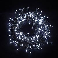 Гирлянда светодиодная уличная 20 метров белая